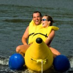 Jeux d'eau gonflable Tremblant